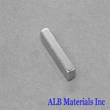 ALB-BN0463 Neodymium Block Magnet