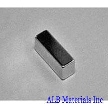 ALB-BN0466 Neodymium Block Magnet