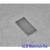 ALB-BN0467 Neodymium Block Magnet