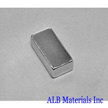 ALB-BN0471 Neodymium Block Magnet