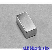ALB-BN0472 Neodymium Block Magnet