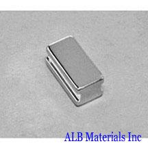 ALB-BN0474 Neodymium Block Magnet