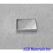 ALB-BN0477 Neodymium Block Magnet