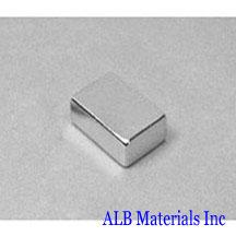ALB-BN0478 Neodymium Block Magnet