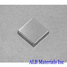 ALB-BN0483 Neodymium Block Magnet
