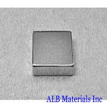 ALB-BN0485 Neodymium Block Magnet