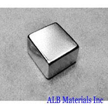 ALB-BN0487 Neodymium Block Magnet