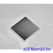 ALB-BN0493 Neodymium Block Magnet