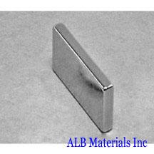 ALB-BN0496 Neodymium Block Magnet