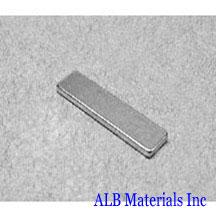 ALB-BN0497 Neodymium Block Magnet