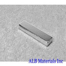 ALB-BN0499 Neodymium Block Magnet