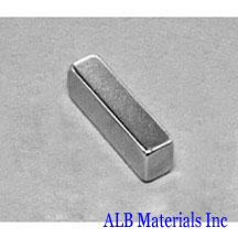 ALB-BN0501 Neodymium Block Magnet