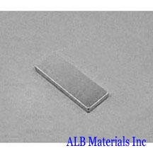 ALB-BN0503 Neodymium Block Magnet