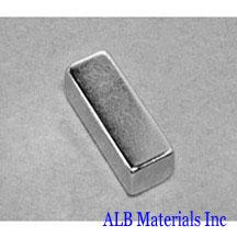 ALB-BN0505 Neodymium Block Magnet