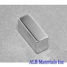 ALB-BN0506 Neodymium Block Magnet