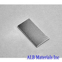 ALB-BN0507 Neodymium Block Magnet