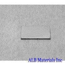 ALB-BN0508 Neodymium Block Magnet