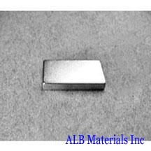 ALB-BN0510 Neodymium Block Magnet