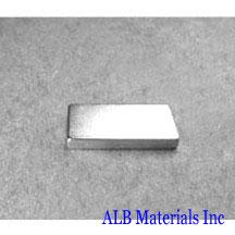 ALB-BN0515 Neodymium Block Magnet