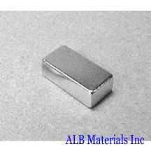 ALB-BN0516 Neodymium Block Magnet