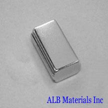 ALB-BN0518 Neodymium Block Magnet