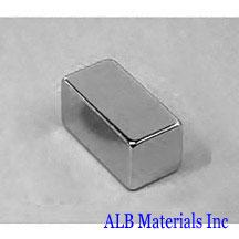 ALB-BN0520 Neodymium Block Magnet