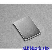 ALB-BN0524 Neodymium Block Magnet