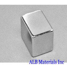 ALB-BN0528 Neodymium Block Magnet