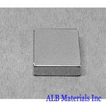 ALB-BN0534 Neodymium Block Magnet