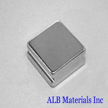 ALB-BN0537 Neodymium Block Magnet