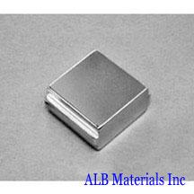 ALB-BN0538 Neodymium Block Magnet