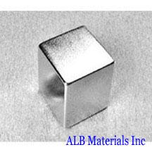 ALB-BN0545 Neodymium Block Magnet
