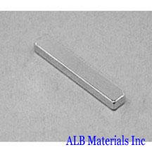 ALB-BN0547 Neodymium Block Magnet