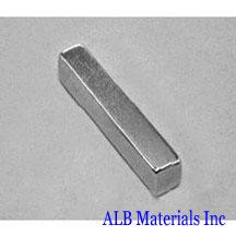 ALB-BN0548 Neodymium Block Magnet