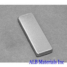 ALB-BN0551 Neodymium Block Magnet