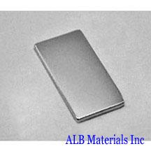 ALB-BN0555 Neodymium Block Magnet