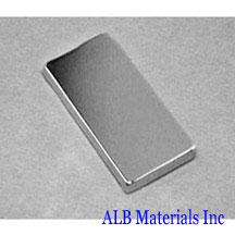 ALB-BN0556 Neodymium Block Magnet