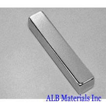 ALB-BN0581 Neodymium Block Magnet