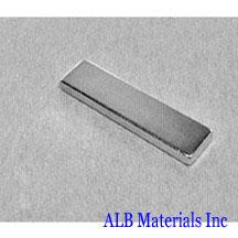 ALB-BN0584 Neodymium Block Magnet