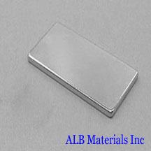 ALB-BN0593 Neodymium Block Magnet