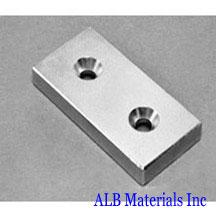 ALB-BN0596 Neodymium Block Magnet