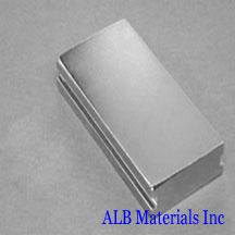 ALB-BN0597 Neodymium Block Magnet