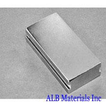 ALB-BN0598 Neodymium Block Magnet