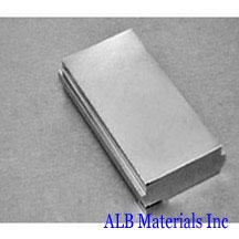 ALB-BN0599 Neodymium Block Magnet