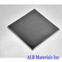 ALB-BN0607 Neodymium Block Magnet