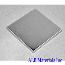 ALB-BN0608 Neodymium Block Magnet