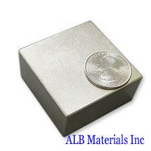 ALB-BN0611 Neodymium Block Magnet