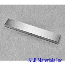 ALB-BN0614 Neodymium Block Magnet