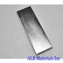 ALB-BN0616 Neodymium Block Magnet