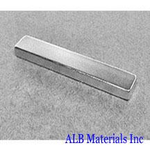 ALB-BN0618 Neodymium Block Magnet
